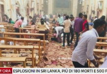 attentati sri lanka