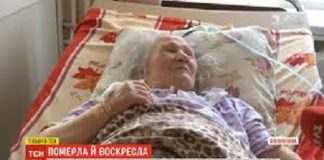 Ucraina- Donna 83enne dichiarata morta torna in vita in obitorio